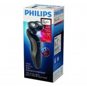 100% genuino Philips RQ330 2D cabeza flotante Afeitadora eléctrica recargable portátil lavable para maquinilla de afeitar eléctrica para hombre(Negro)