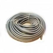 Tub riflat metalic tip Copex 21mm (rola 50m)