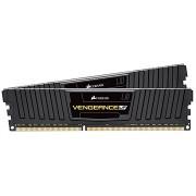 Corsair 16GB KIT DDR3 1600MHz CL10 Vengeance LP - fekete