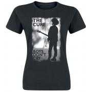 The Cure Boys Don't Cry Damen-T-Shirt - Offizielles Merchandise S, M, L, XL, XXL Damen