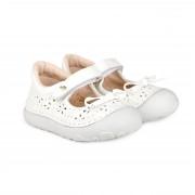 Pantofi Fete Bibi Grow Albi