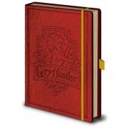 Pyramid Harry Potter - Gryffindor Premium Notebook A5