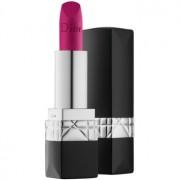 Dior Rouge Dior луксозно овлажняващо червило цвят 787 Exuberant Matte 3,5 гр.