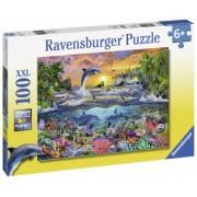 Puzzle Smart Paradis Tropical, 100 Piese