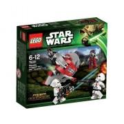 LEGO (LEGO) Star Wars Republic Trooper? Vs cis? Troopers 75001