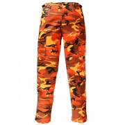 Pantaloni bărbătești US BDU - US BDU - ORANGE - 200500_ORANGE