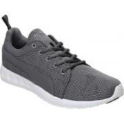 Puma Carson Runner Camo Mesh IDP Running Shoes For Men(Grey)