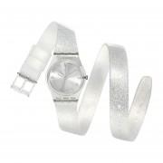 Reloj Swatch Silver Glistar Lk343