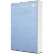 Жесткий диск 4Tb - Seagate Backup Plus Portable Light-Blue STHP4000402