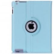 Xssive Tablet Hoes Case Cover 360° draaibaar voor Apple iPad 3 Licht Blauw