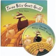 Three Billy Goats Gruff [With CD], Paperback/Alison Edgson