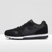 NIKE Md runner 2 sneakers zwart/wit dames Dames - zwart - Size: 35 5