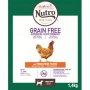 Nutro Grain Free Adult Medium poulet pour chien 2 x 11,5 kg