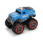 Masina de interventii cu roti mari Swat Dickie Toys