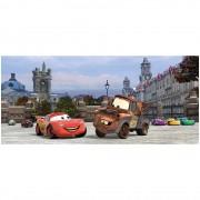 Fototapet Cars - Fulger McQueen in Londra