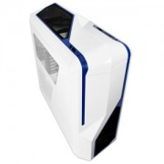 Carcasa NZXT Phantom 410 White/Blue Special Edition