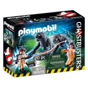 Playmobil Ghostbusters, Venkman si caini infricosatori