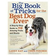 The Big Book of Tricks for the Best Dog Ever: A Step-By-Step Guide to 118 Amazing Tricks and Stunts, Paperback/Larry Kay