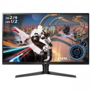 Монитор LG 32GK650F-B, 31.5 инча QHD (2560 x 1440) VA Anti Glare, 5ms, (1ms with MBR) 144Hz, 3000:1, Radeon FreeSync, Pivot, Tilt, 32GK650F-B