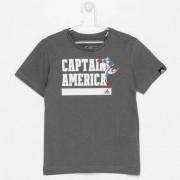Camiseta Adidas Capitão America Infantil - Masculino