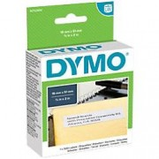 Dymo LW Multi-purpose Labels 11355 Black on White 19 mm x 51 mm 500 Labels