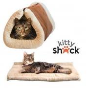 Pelech pre mačky - Kitty shock 2v1