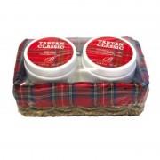 Borsari 1870 Borsari Tartan Classic Set Body Cream 100 Ml + Scrub 100 Ml (8014126029717)