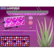 NTR LAMPG16 25W LED növény nevelő lámpa 2000lm 380-800nm teljes spektrum IP65 230V