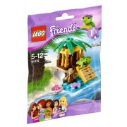 Lego Friends Animals Turtle's Little Oasis Building Set