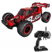 HELIWAY LR-R003 2.4 G R/C systeem 1:16 draadloze afstandsbediening drift Off-Road vierwielaandrijving speelgoed auto (rood)