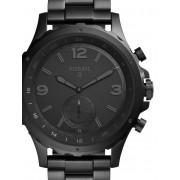 Ceas barbatesc Fossil Q FTW1115 Nate Hybrid Smartwatch 50mm 5ATM