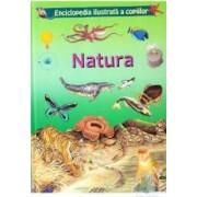 Natura - Enciclopedia ilustrata a copiilor
