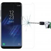 Para Samsung Galaxy S8 / G950 0.26mm 9h La Dureza De La Superficie A Prueba De Explosión No Pantalla Completa 3d Curvo De Cristal Templado Pelicula Caso Amistoso (transparente)