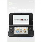 CitiGeeks Nintendo 3DS XL High Definition (HD) Screen Protectors - [Anti-Glare] Screen Protector [3-Pack] Fingerprint Resistant Semi-Matte with Lifetime Warranty. Compatible with original 2012 and NEW 2015 models