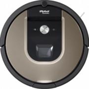 Aspirator robot IROBOT Roomba 966 autonomie max 75 min Wi-Fi Navigatie iAdapt AeroForce Negru/Maro