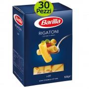 BARILLA Pasta rigatoni n 89 multipack 30 pezzi da 500 grammi cadauno