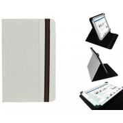 Acer Iconia W3 810 Cover, Handige Standen Hoes, Multi-stand Case, Kleur Wit, merk i12Cover
