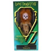 "Living Dead Dolls Lost In Oz Teddy As The Lion 10"" Doll"