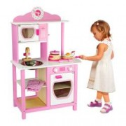 Bucatarie pentru copii Viga roz