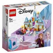 Конструктор Лего Дисни Принцеси - Приключенията на Анна и Елза, LEGO Disney Princess 43175