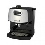 Ръчна еспресо кафемашина Arielli KM-190BS, 15 bar, 1.8 литра подвижен резервоар, крема диск, черна