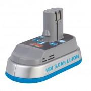 FERM Akumulátor FPB-1800L plastový 18 V Li-Ion CDA1051