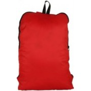 Travelite Foldable Luggage Packing Back Pack Bags Single Storage Unisex Bag Water Proof Bag - Red 5.65 L Backpack(Red)