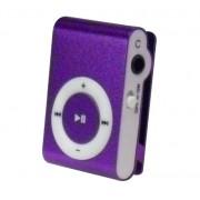 Reproductor tipo Shuffle MP3 sin memoria DM304M genérico
