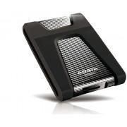 "Disco Duro externo 1TB Adata HD650 color negro de 2.5"""
