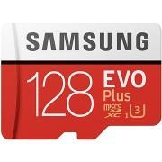 Samsung MicroSDXC 128GB EVO Plus UHS-I U3 + SD adapter