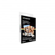 "Polaroid POLZ2X320 Papel Fotografico Zink 2 x 3 "" Premium TWIN PACK (20 hojas) - Compatible con Polaroid Snap, Z2300, SocialMatic cámaras Zip instantánea e impresora"