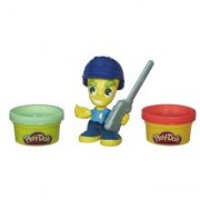 Jucarie Play-Doh Town Police Boy