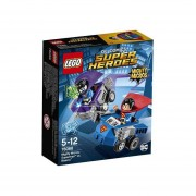 MIGHTY MICROS: SUPERMAN VS. BIZARRO LEGO 76068