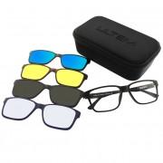 Thema Rame ochelari de vedere unisex clip-on THEMA U-225 M02
